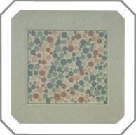 Тест на зрение цветовосприятие